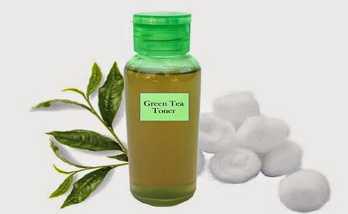 5 cách sử dụng trà xanh cho da mặt sáng hồng - 2