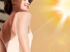 Ánh nắng mặt trời có thể gây nám da