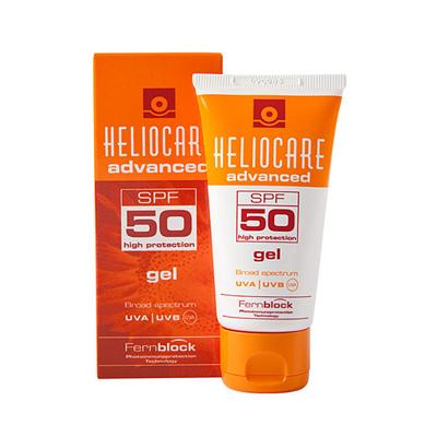 Gel Chống Nắng cho Da Nhờn, Mụn Heliocare Gel SPF50