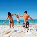 Bỏng da khi đã dùng kem chống nắng đi biển