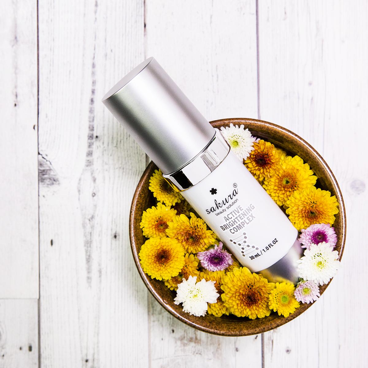 Liệu trình trị nám da mặt hiệu quả từ Enzyme trị nám Sakura