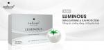 Viên uống trắng da cà chua trắng Luminous có công dụng gì?