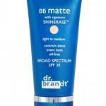Kem chống nắng dưỡng da Dr. Brandt BB matte with SHINERASE
