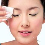 Làm sao để tẩy sạch kem chống nắng trên da?