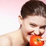 Cà chua - kem chống nắng tuyệt vời cho da