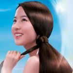 Gợi ý một số mẹo chống nắng cho mái tóc