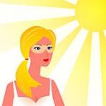 Kem chống nắng: Làm thế nào với làn da cháy nắng